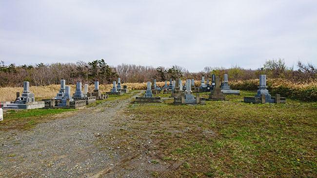 共成歌越共同墓地